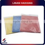 China manufactuer Full color pu coated nonwoven towel microfiber car,car seat wash towel,