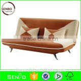 2015 latest design foldable sofa bed/sofa bed furniture usa / sofa bed spring / folding sofa bed with arms