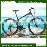 "Woman cycling 26"" aluminuim alloy bike 24speed mountain bicycle for India"