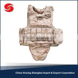 Concealable Style Body Armor Kevlar Bullet Proof Vest Supplier