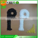 Manufacturers Recycycled PP Granules White/Black color raffia grade for house storage box