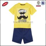 fashionable kids two pieces set summer wear wholesale china