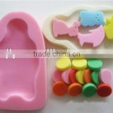 New Design 100% Natural Soft Baby Easy Safe Bathing Support