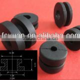 Motor Natural Rubber Grommet / Rubber Grommet Auto Parts / EPDM Automotive Rubber Grommet