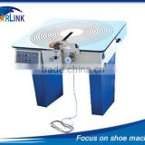 Popular SLM-1-05 Wenzhou Starlink Rubber Slippers And Sole Spire Cutting Machine