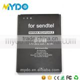 AA High Quality Battery For Sendtel Bang cell Phone original