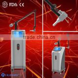 Manufacture supply professional Glass RF pipe 10600nm co2 laser 40w fractional co2 laser beauty device