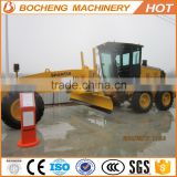 SG14 140HP Shantui Motor grader with Front Blade and Rear Ripper