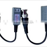 1 Channel Passive HD-CVI/AHD UTP Video Balun, Video Transceiver, Twisted Pair Transmitter