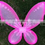 new cute baby pink pixie butterfly wings