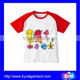 Wholesale Children's T-Shirts/children printing t shirt made in china