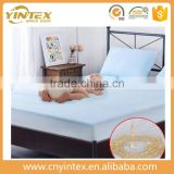 Customized 100% Cotton Filling Baby Waterproof Quilted Mattress Protector