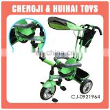 Childeren car ride on car stroller baby pram tricycle