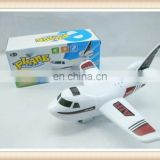 light and music cartoon electric kids toy plane