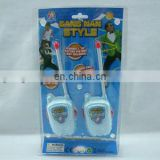 hot sell gangnam style walkie talkie interphone toy