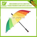 Promotional Autovent Two Layers Windproof Golf Umbrella