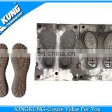 Superior quality and good price PU copper shoe mould suit for Italy machine/PU copper mould