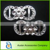 WHOLESALE! Plastic Decorative shoe Buckle For Ladies shoes