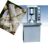 Advanced technology pizza dough press machine / price dough press machine /thin pancake for roast duck with factory price