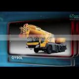 X CG 350ton Hydraulic Mobile Truck Crane XCA350 All Terrain Crane Widely Used in Construction Loading Lifting
