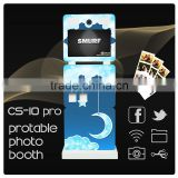 Newest Fashion Portable Photo Booth Enclosure For Sale