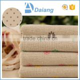 factory price polyester cotton popular pattern high quality small flower alibaba supplier hotel linen pillow cover