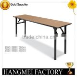 Wedding banquet hall rectangle table