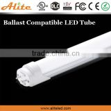 Easy Install Rechargeable T8 T10 V-shape Ballast Compatible Led Bulb Tube 4FT 18w 20w