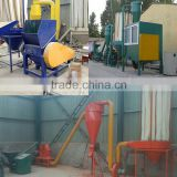 Factory price aluminium plastic composite panel recycling machine