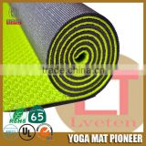 Non-skid Exercise Fitness Lose Weight Yoga Mat,eco comfort yoga mat Anti-Scratch Rishkesh Mat