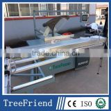 TF New technique table saw for precision table saw/wood cutting sliding table saw/good degree cutting table saw