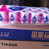 2014 new and cheap branded human toilet paper from china supplier