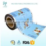 export quality products custom printed food packaging bags opp plastic film rolls                                                                         Quality Choice