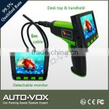 9mm wireless water pipe inspection camera 2013 new design
