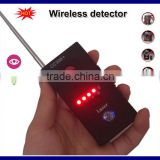 Multi- Function RF/ Lens Camera Detector, Bug Detector, CC308 Camera Detector