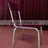 High quality acrylic dining chairs