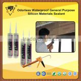 Odorless Waterproof General Purpose Silicon Materials Sealant