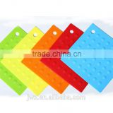 flexible silicone coaster, silicon mat silicon baking mat puzzle coasters