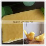 high refined candle beeswax
