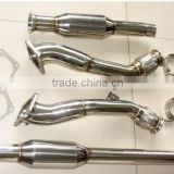 SSAC for AUDI S4 B5 2.7L V6 TURBO DOWNPIPES 200 CELL CATTED VERSION