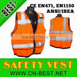 2015 news high quality Radwear Heavy Duty Surveyor Reflective safety vest Safety Vests wholesale