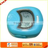 hot selling Kid's Pulse Oximeter stable quality with pink ,yellow and blue color oximeter measure