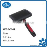 Promotion dog brush / shedding tool