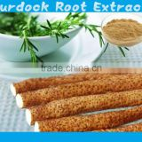 Natural plant Burdock Root Extract 10% Arctiin