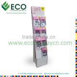 Light Duty Corrugated Cheap Display Stand for Glasses, Blister Pack Display Stand, Eyewear Display Stand