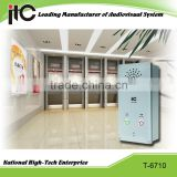 ITC 67 Series IP Network Encrpted Communication Bank Intercom System for ATM
