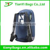 2014 new style sports travel backpack with shoe compartment