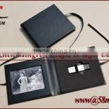 2016 Wedding photo CD DVD USB Cover Folio Box Leather