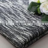 polyester cotton yarn dyed terry cloth fabric metallic lurex fabric sweater knit fabric