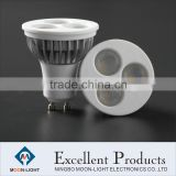 LED bulbs 3x1W venus bulb 3 watt led bulb c10 light bulb gu10 led bulb
